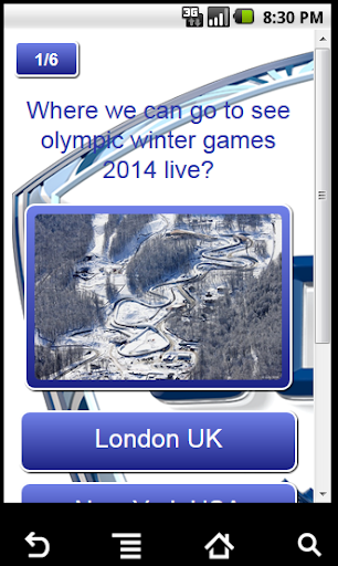 Winter Olympic Games 2014 Quiz