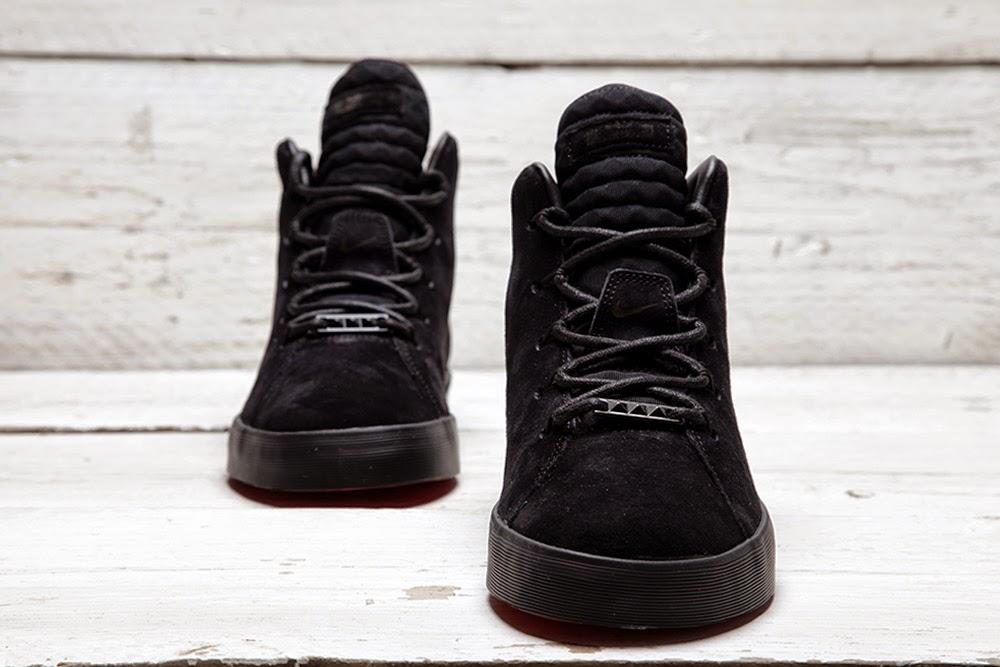 newest e457e e615b ... Coming Soon8230 8220Lights Out8221 Nike LeBron XII NSW Lifestyle QS ...