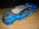 Acura RSX Karosse