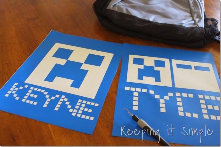 DIY Minecraft BackPack (3)