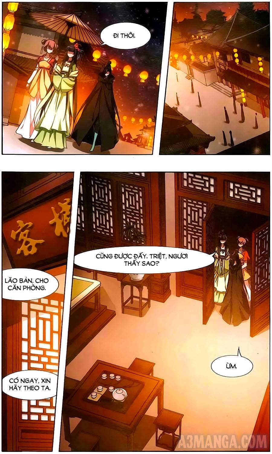 Phượng Nghịch Thiên Hạ Chap 101