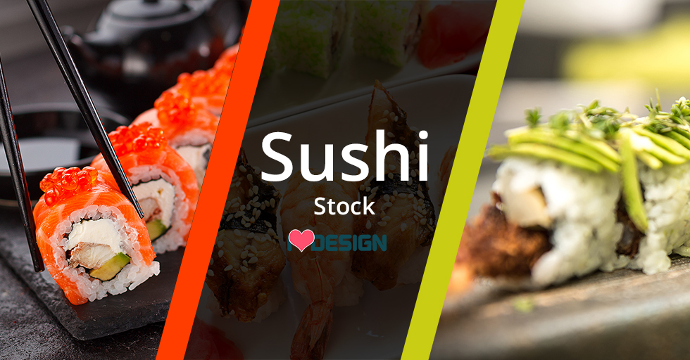 Stock Sushi chất lượng cao, thấy mà thèm