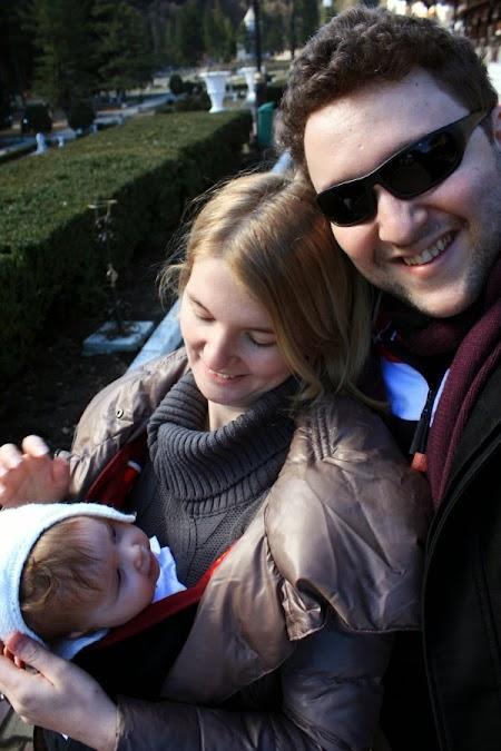 Adriana Cocic: Mini Calatorii in trei, bebe in Slanic