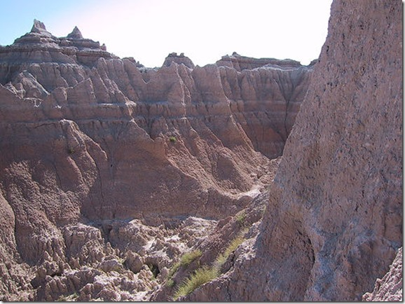 Badlands_4 - Wikimedia Commons - Author Patrick Bolduan