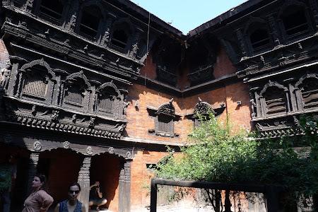 Obiective turistice Kathmandu: Palat Kumari