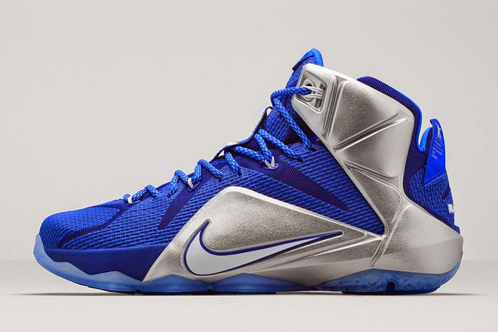 pretty nice 0ca4d 8f43c Nike LeBron 12 8220What if8221 Official Look amp Release Info ...