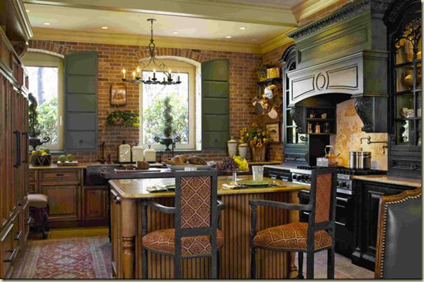 Willow Decor: Amazing French Country Kitchen