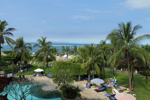 Grand Mirage Resort, Tanjung Benoa, South Bali