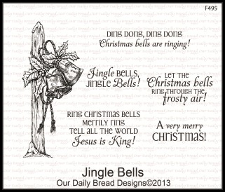 Jingle Bells, Our Daily Bread designs