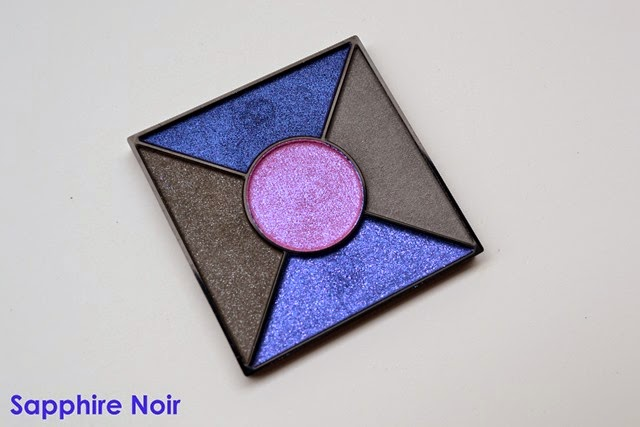 Mary Kay Sapphire Noir Eye Color Palette