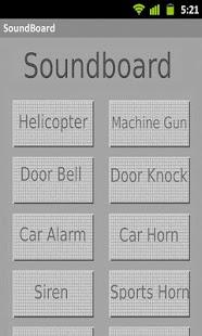 SoundBoard - screenshot thumbnail