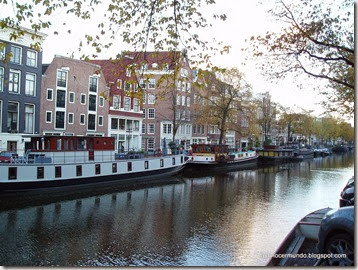 Amsterdam. Canales - PB090582