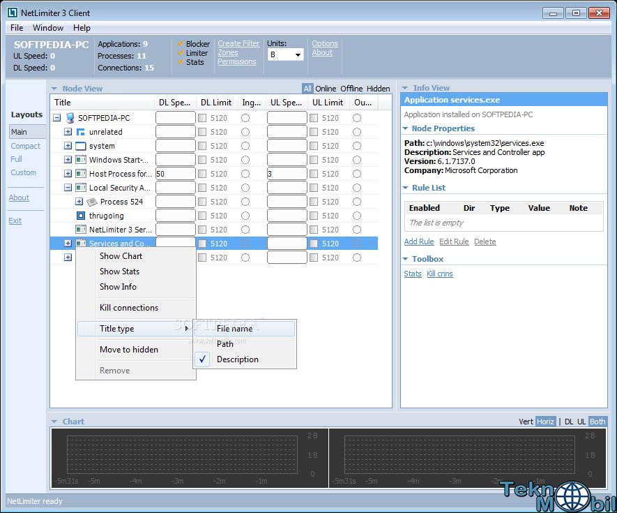 NetLimiter Pro Full
