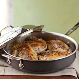 Pan-Roasted Chicken with Herbes de Provence