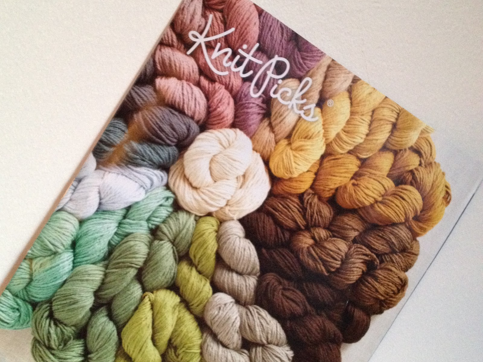 KnitPicks Dream Catalogue