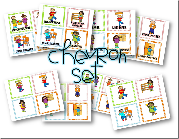 kindergarten clipart classroom jobs - photo #22