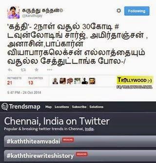 twitter trends in chennai