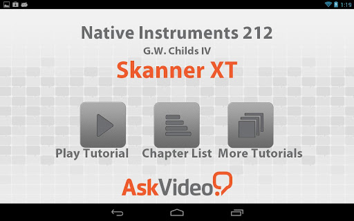 【免費音樂App】NI Skanner XT Explored-APP點子