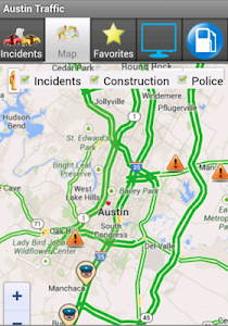 Austin Traffic screenshot 1