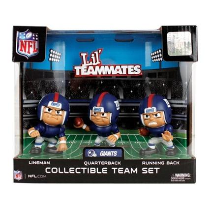 Lil Teammates set