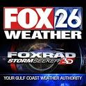 Houston Weather - FOX 26 Radar icon