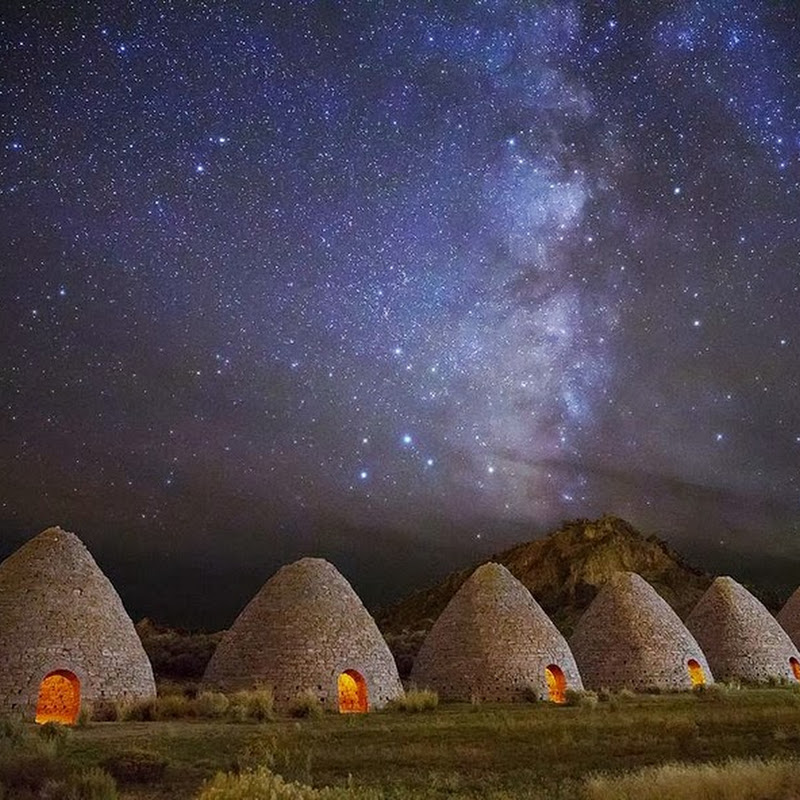 Ward Charcoal Ovens of Nevada