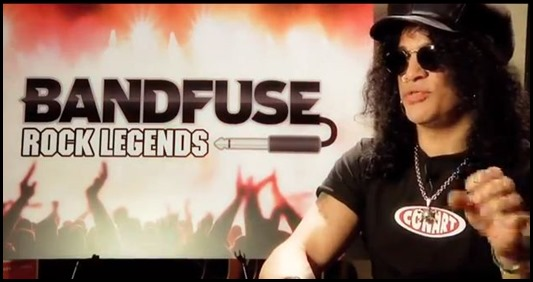 BandFuse - Slash