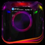 Next Launcher Theme Crystalum v1.2