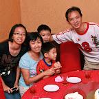 Jackson Kang 也趁这个机会帮老婆庆祝生日一下。。。要记得感谢Min Shih Chong帮你买蛋糕啊!