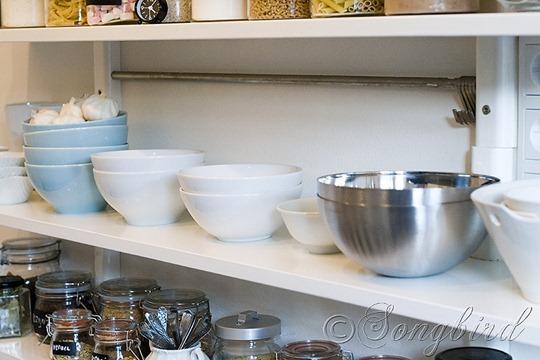 Open Shelving Storage Pots 6