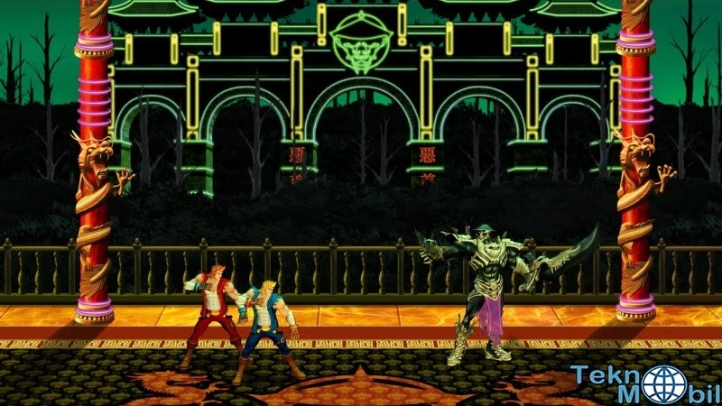 Double Dragon Neon Full