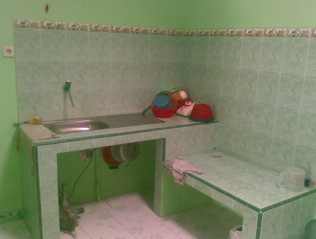 Desain Dapur Rumah Minimalis Type 36 Tukang Taman Kalimantan