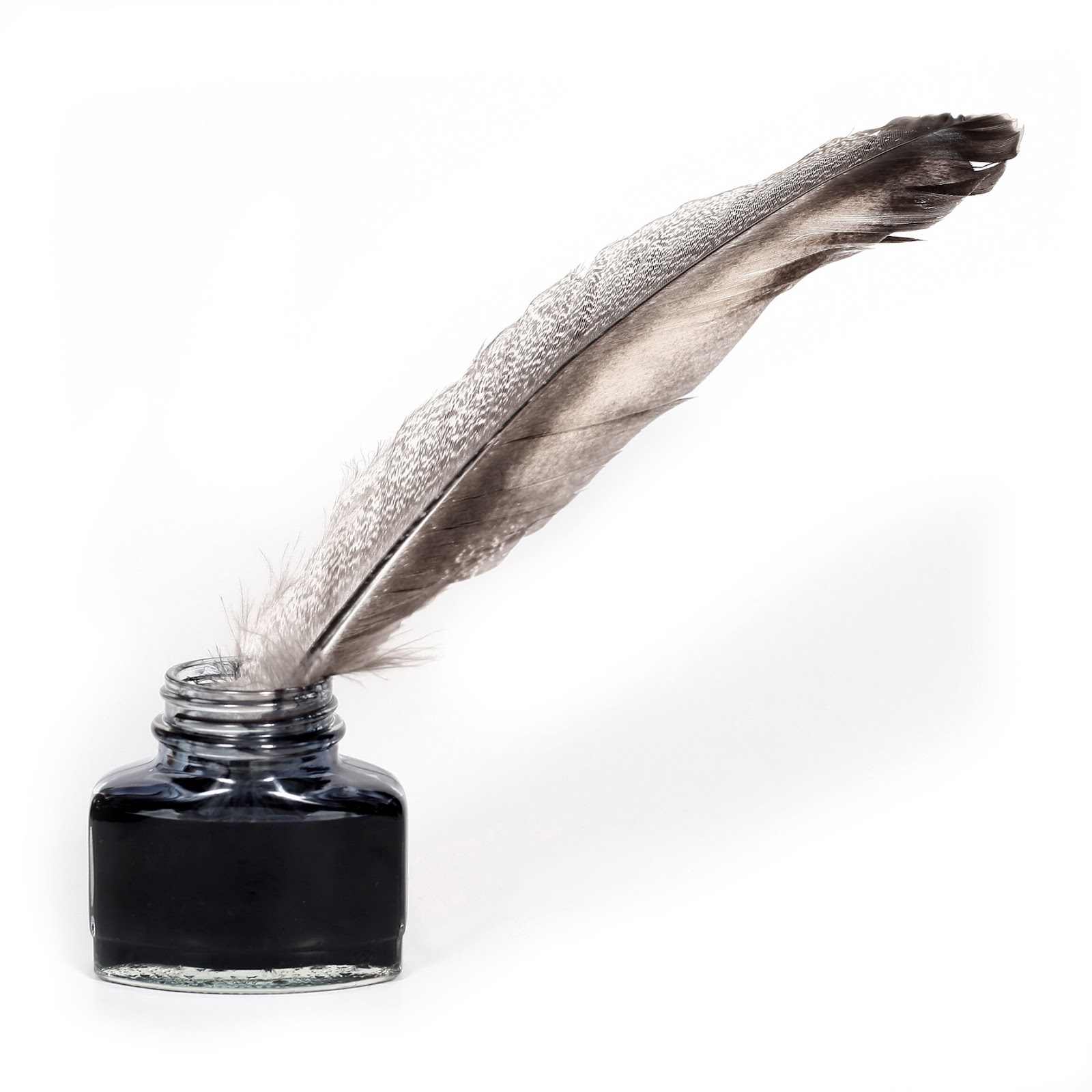 Simpler Times: Making Your Own Quill Pen and Black Walnut Ink