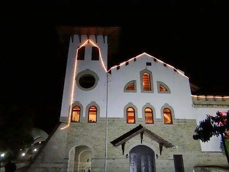 Basarabia - Drumul Vinului: Purcari by night