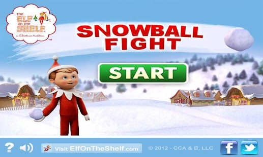 Snowball Fight -Christmas Game - screenshot thumbnail