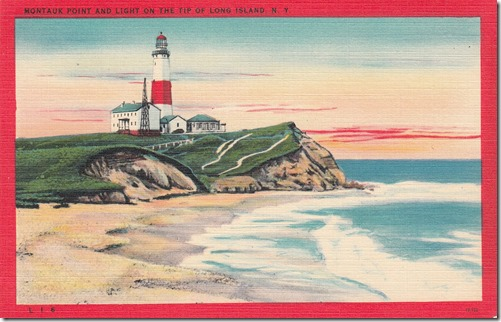Montauk Point - Long Island, New York pg. 1