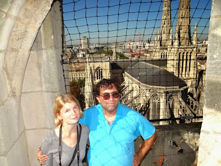 Obiective turistice Bordeaux: Pe turn