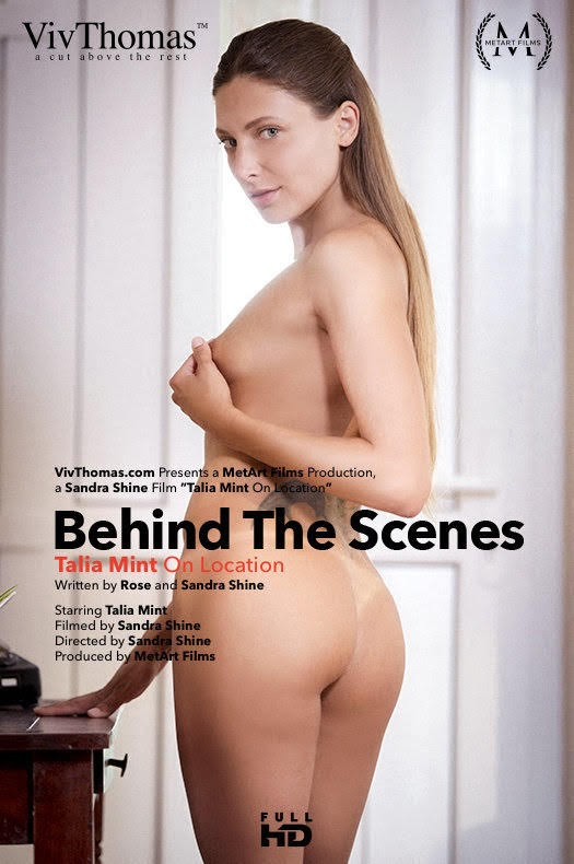 cover_58586054 [Vivthomas] Talia Mint - Behind The Scenes