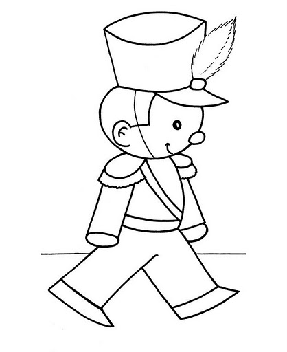 Wonderful Printable Soldier Coloring Pages to Print for Adults ... | 512x418