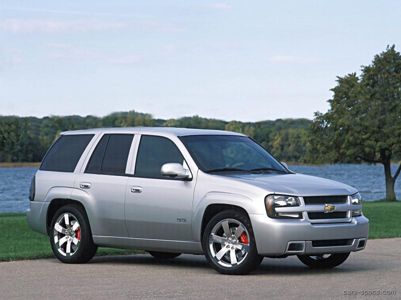 2005 chevrolet trailblazer ext suv specifications pictures prices. Black Bedroom Furniture Sets. Home Design Ideas