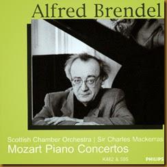 Mozart 27 Brendel Mackerras
