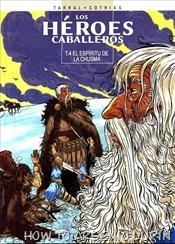 P00004 - Los Heroes Caballeros #4