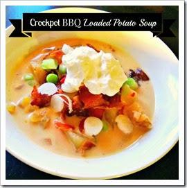 crockpot bbq soup