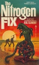 Cover of the novel The Nitrogen Fix by Hal Clement