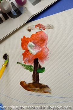 Flower Water Color