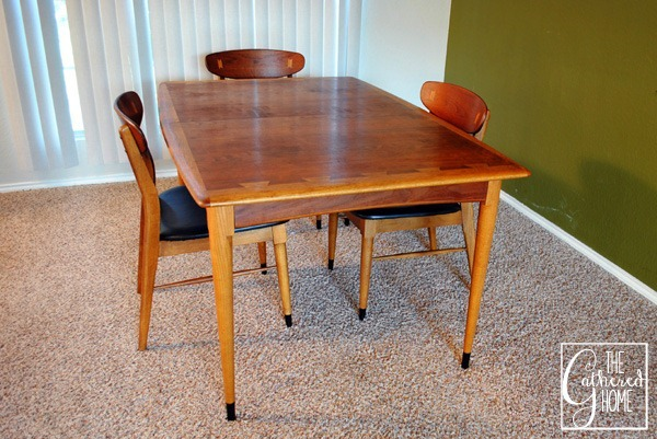 lane acclaim dining set6