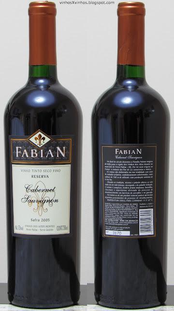 Fabian Cabernet Sauvignon Reserva