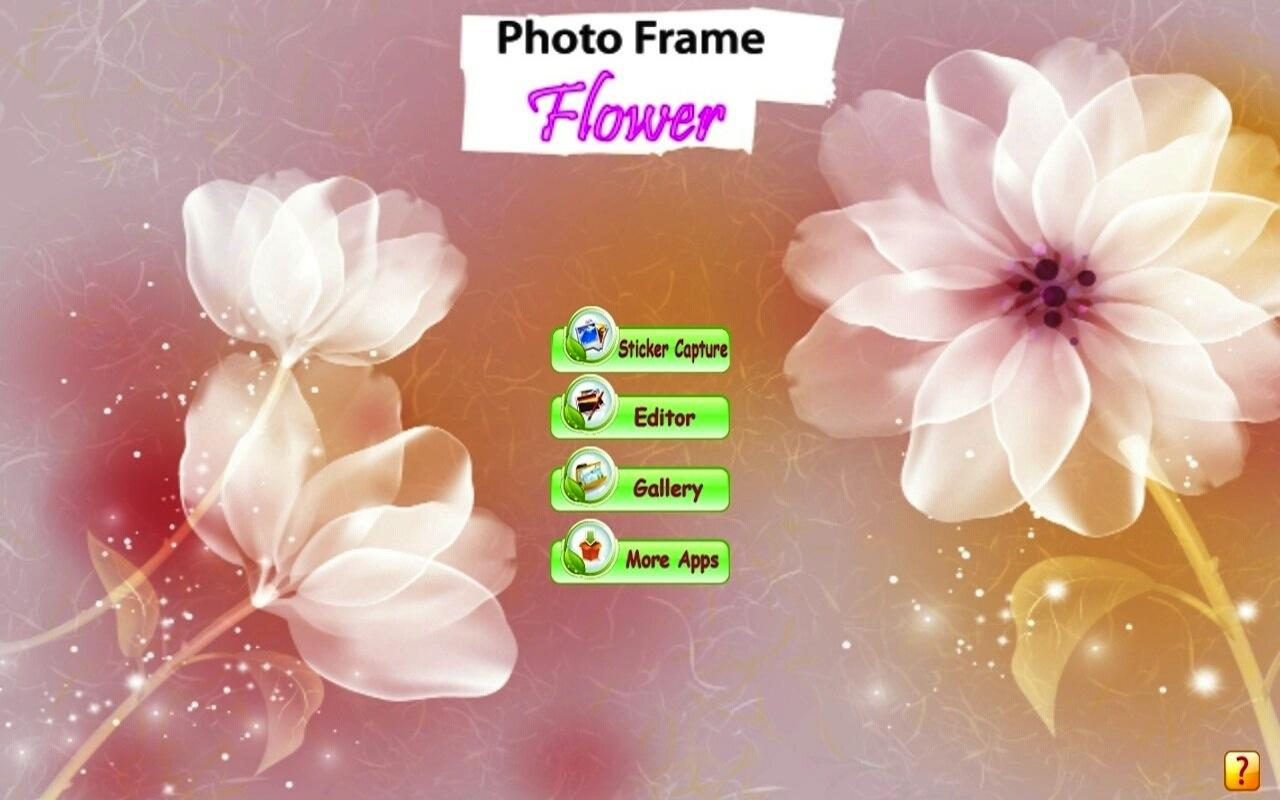 Flower Frame - screenshot