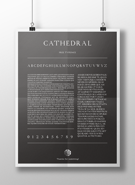 cathedral-font-fuente-tipografia