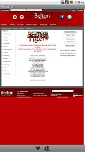 Belton ISD- screenshot thumbnail